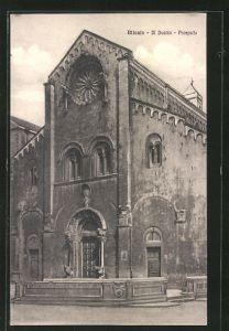 AK Bitonto, Il Duomo Prospetto