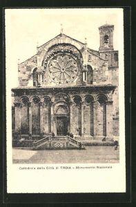 AK Troia, Cattedrale della Città di Troia, Monumento Nazionale