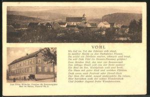 AK Vöhl, Gasthaus
