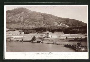 Foto-AK Fritz Gratl: Lanser-See, Panorama