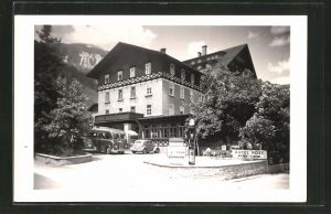 AK St. Anton a. A., Hotel und Gasthof
