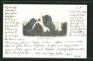 AK Sarajewo, Ali Pascha-Moschee