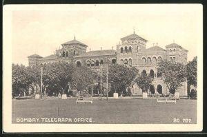 AK Bombay, Telegraph Office