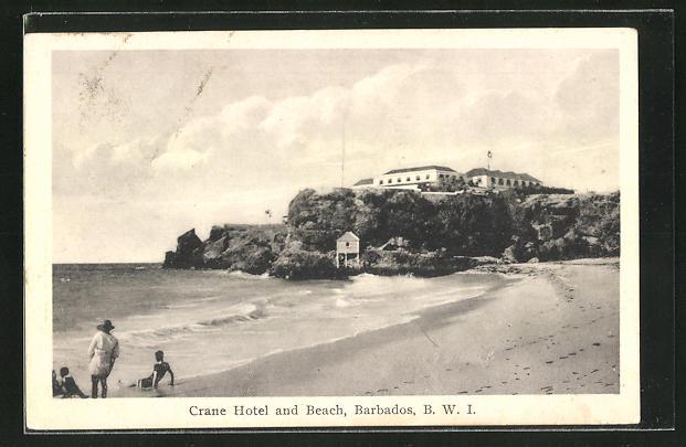 AK Barbados, Crane Hotel and Beach
