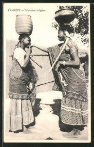 AK Zambèze, Salutation idigène