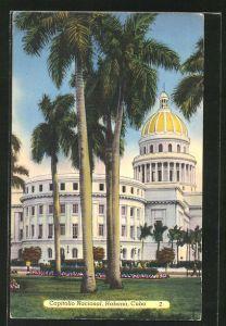 AK Habaná, Capitolio Nacional