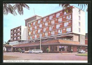 AK Kitwe, A modern Hotel