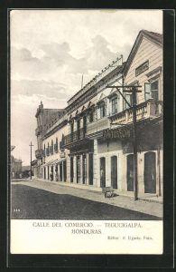 AK Tegucigalpa, Calle del Comercio