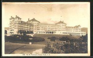 AK Bretton Woods, NH, the Mt. Washington