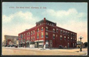 AK Aberdeen, SD, The Ward Hotel
