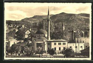 AK Sarajewo, Kaiser-Moschee
