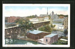 AK Woonsocket, RI, Court Street Bridge