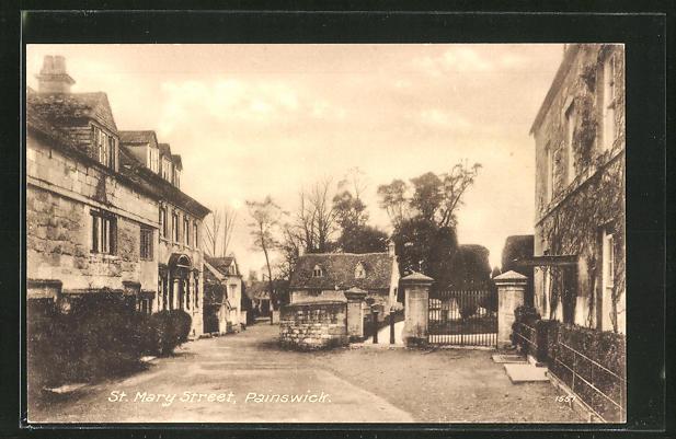 AK Painswick, St. Mary Street