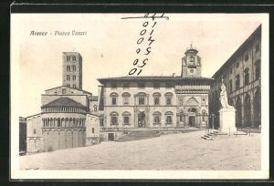 AK Arezzo, Piazza Vasari