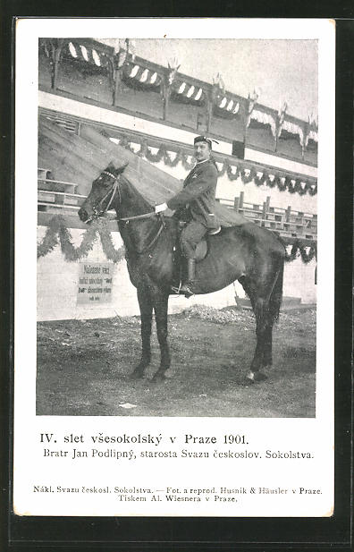 AK Sokol 1901, Reiter auf dem Tunierfeld