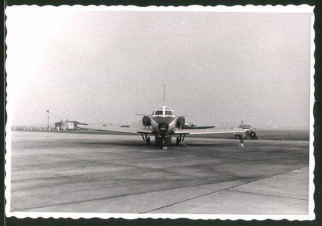 Fotografie Flugzeug, Düsenjet der US-Air Force