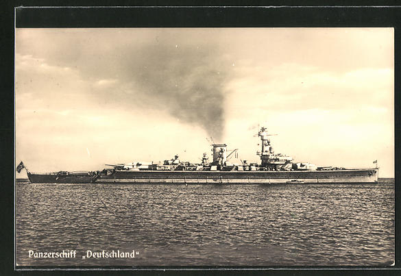 AK Panzerschiff