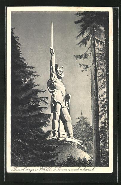 AK Teutoburger Wald, Hermannsdenkmal