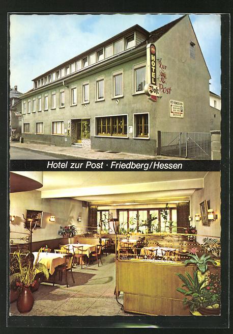 hotel in friedberg hessen