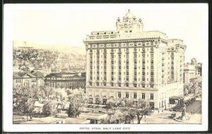 AK Salt Lake City, UT, Hotel Utah