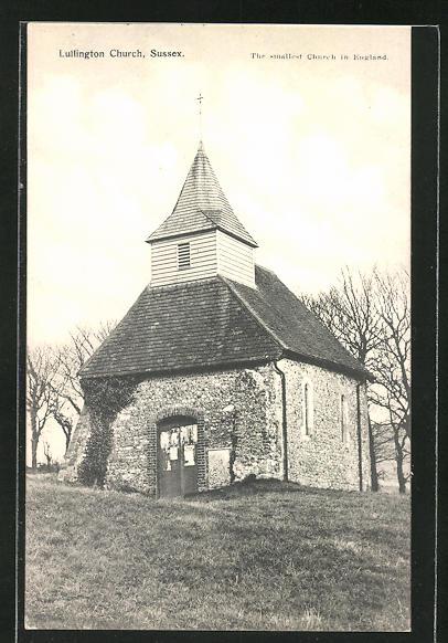 AK Lullingten, Lullington Church 0