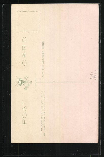 AK Cork, Shandon Steeple 1