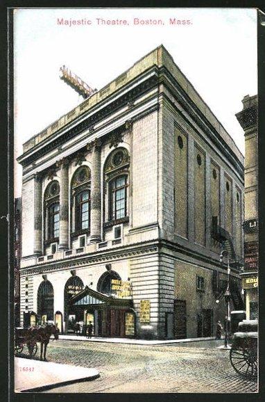 AK Boston, MA, Majestic Theatre 0