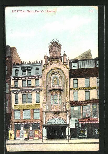 AK Boston, MA, Keith's Theatre