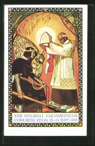 AK Wien, XXIII. Internationaler Eucharisticus Congress 1912