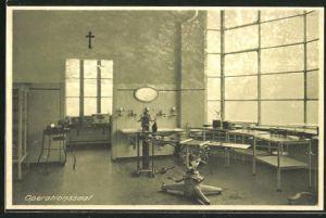 AK Dortmund, Krankenhaus der Barmherzigen Brüder, Operationssaal
