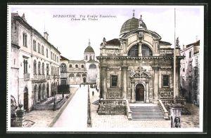 AK Dubrovnik, Trg Kralja Tomislava, Crkva Sv. Vlaha