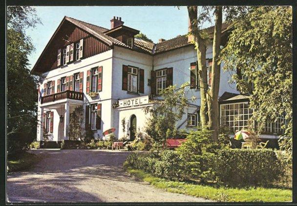 AK Oosterbeek, Hotel Dreyeroord
