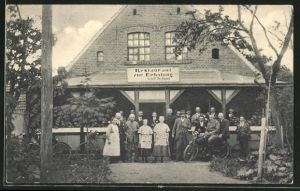 AK Burg, Restaurant Zur Erholung