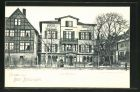 AK Bad Salzungen, Hotel Villa Hüttlinger