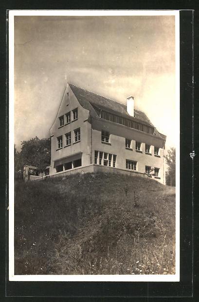 AK Überlingen, J.H. Bodenseeheim