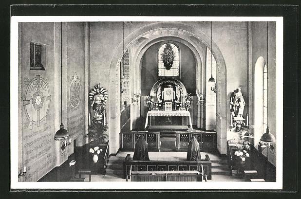 AK Mayen, Kloster unserer Ib. FR. v. d. hl. Engeln Mutterhaus der Franziskanerinnen v. d. hl. Familie