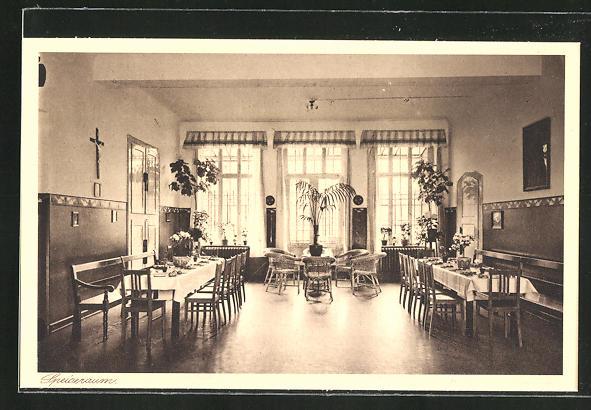 AK Kiedrich, St. Valentius-Haus, Speiseraum