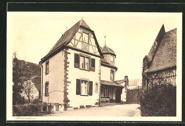 AK Kiedrich, St. Valentius-Haus, Pförtnerhaus