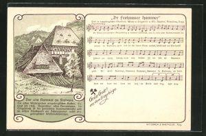 AK Frohnau, Der alte Hammer mit Lied