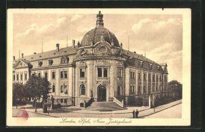 AK Landau / Pfalz, Neues Justizgebäude