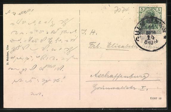 Ak Lautern Totalansicht Aus Der Vogelschau Gasthaus Zur Krone Nr 8286500 Oldthing Ansichtskarten Baden Wurttemberg