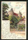 Bild zu Lithographie Schl...