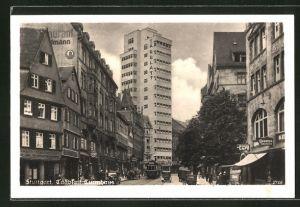 AK Stuttgart, Tagblatt Turmhaus