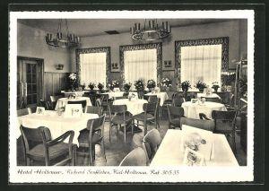 AK Kiel-Holtenau, Hotel