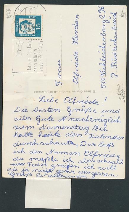 Leporello Ak Koblenz Liebespaar Fährt In Einem Cabriolet Porta