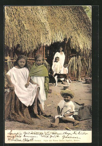 AK Indígenas de Yucatán, mexikanische Typen