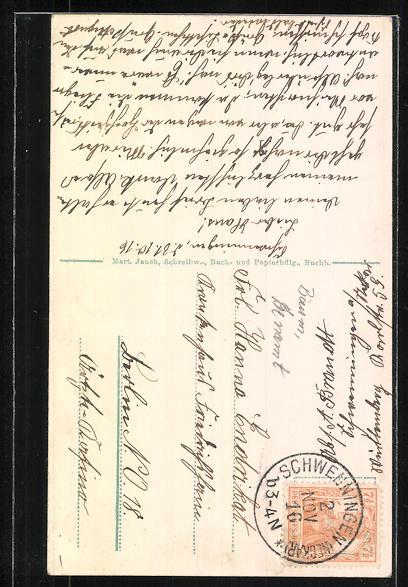 AK Schwenningen a. N., Hölzlekönigin 1