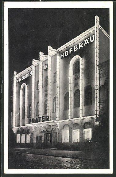 AK Hamburg, Kino