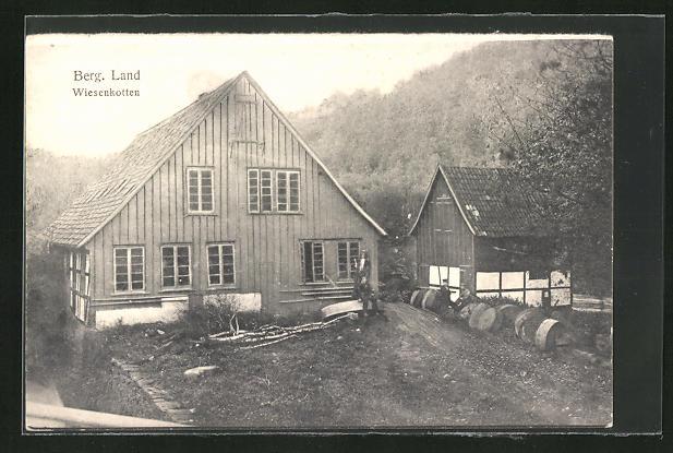 AK Solingen, Haus Wiesenkotten