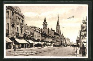 AK Novi Sad, Kralja Aleksandra ulica